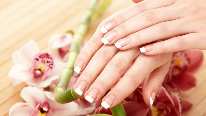Как укрепить ногти и их рост в  123