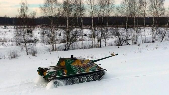 Поездка на танках в подарок 21