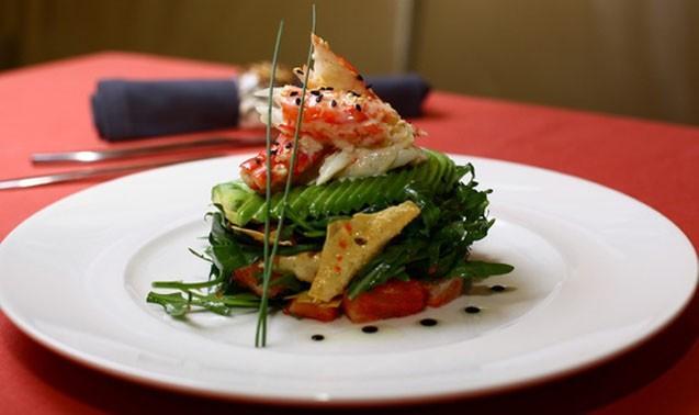 Рецепт салата как в ресторане