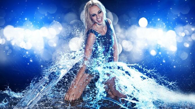 Скидки, Фотосессия в брызгах воды в аквастудии «Фантазия», купоны ...