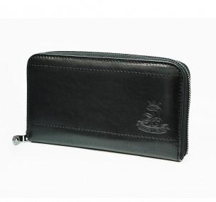 Портмоне на молнии XL Royal, цвет черный Товары Цена со скидкой: 2 173 руб., Стоимость: 3 951 руб., Скидка 45%, Вы