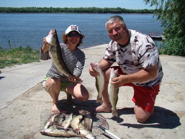 рыбалка с проживанием и питанием