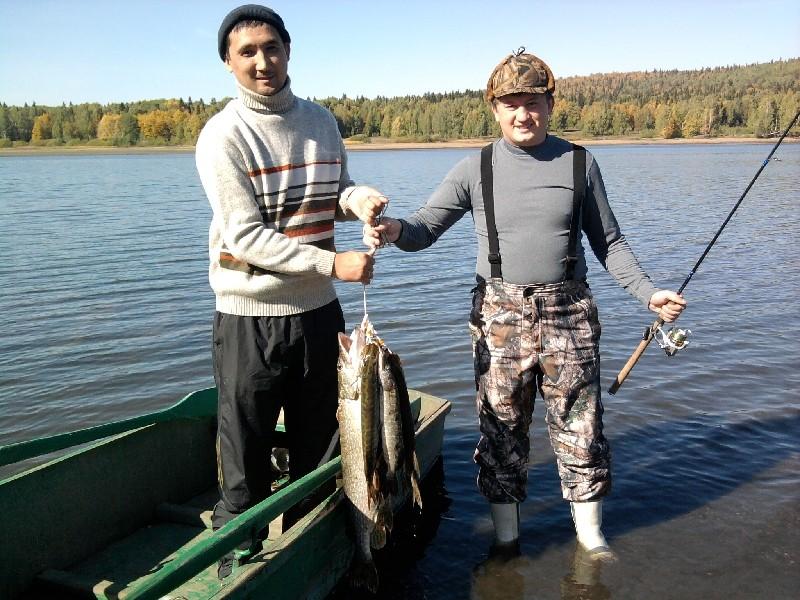 рыболовные базы павловск