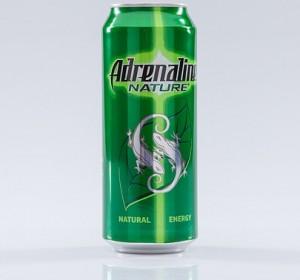 Напиток энергетический Adrenaline Rush, 0,5 л.
