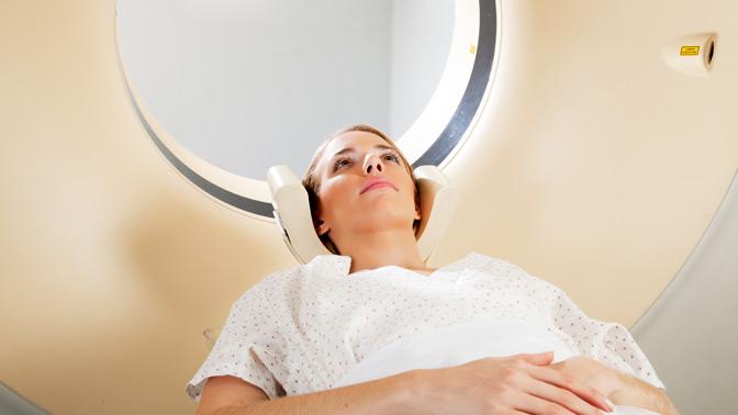 1. Обнаружение рака на ранней стадии с помощью компьютерной томографии
