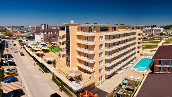 Гостиницы в Витязево 2 16 - цены, фото, отзывы - на