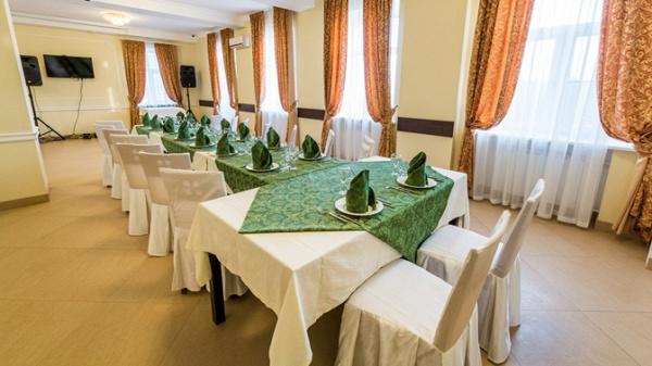 Славянка гостиничный комплекс