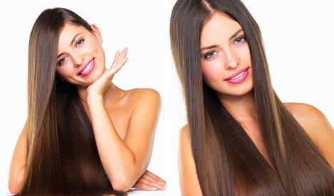 Как сделать волосы густыми и шелковистыми