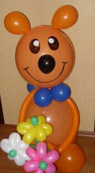 Фигуры из шариков для детей своими руками