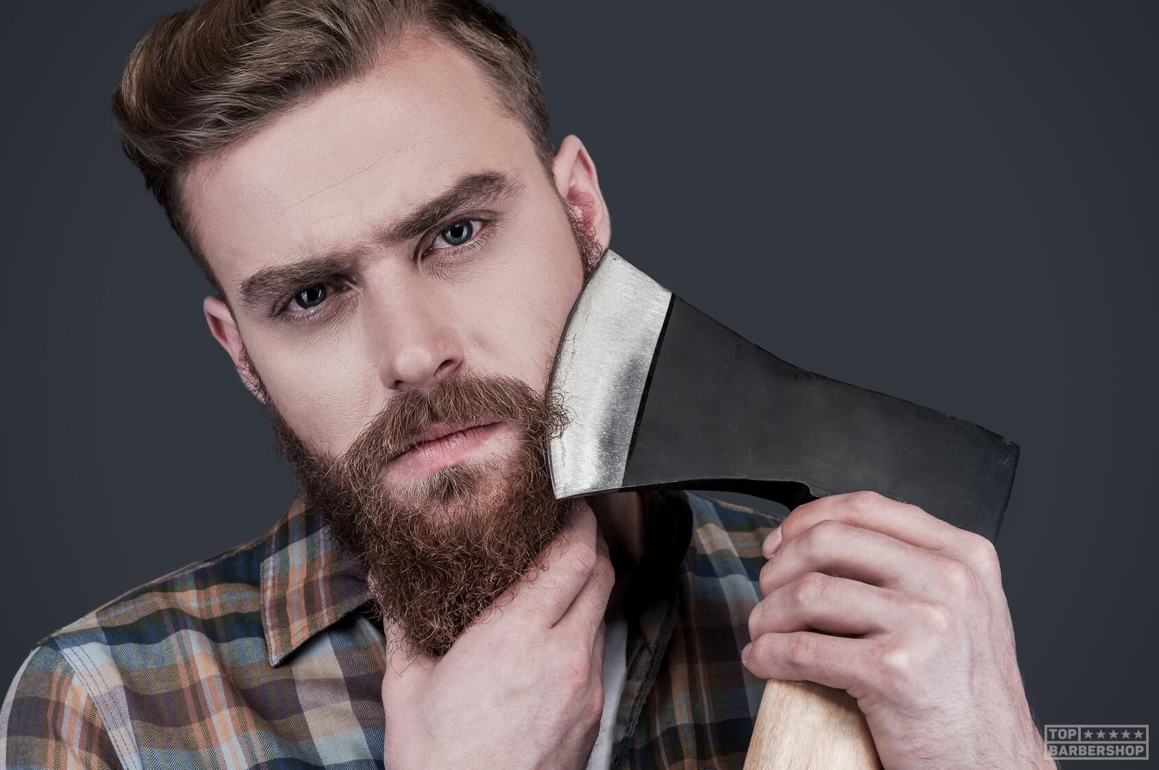 Как сделать бороду и усы фото 102