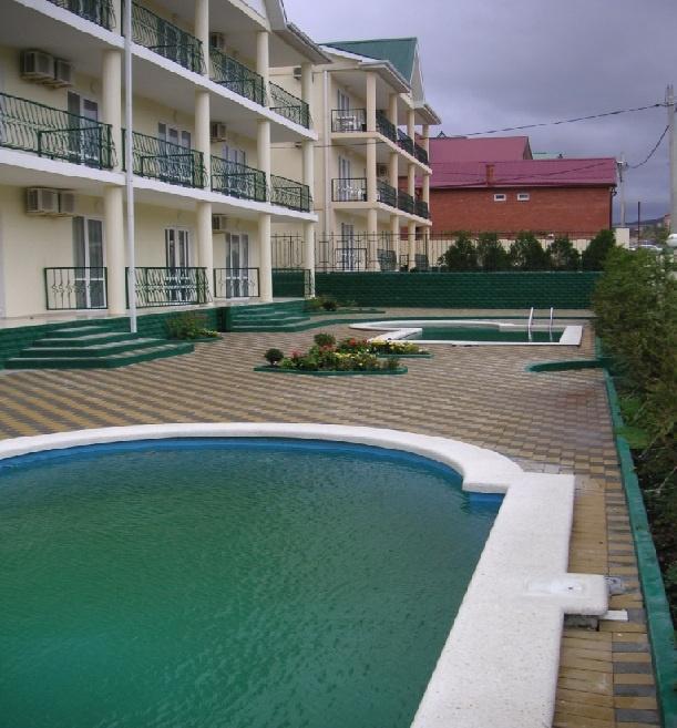 Отели, Гостиница в Городе - Курорте Геленджик.