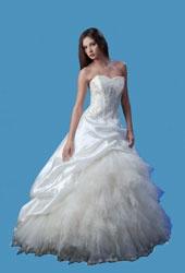 пышная юбка из фатина для свадебного платья своими руками.