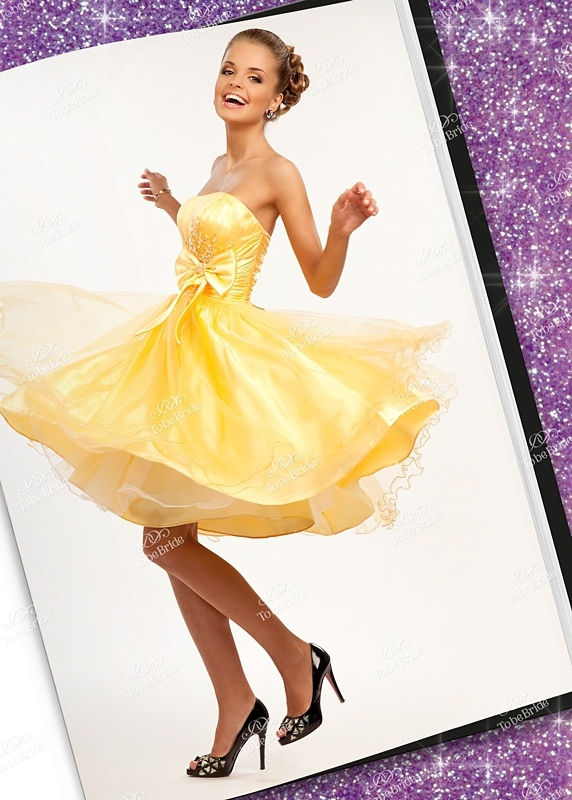 ...платье короткое, Вечернее платье To be Bride BB001B купить в Санкт...