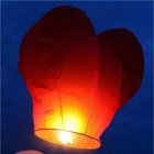 """Небесный фонарик  """"Сердце """""""