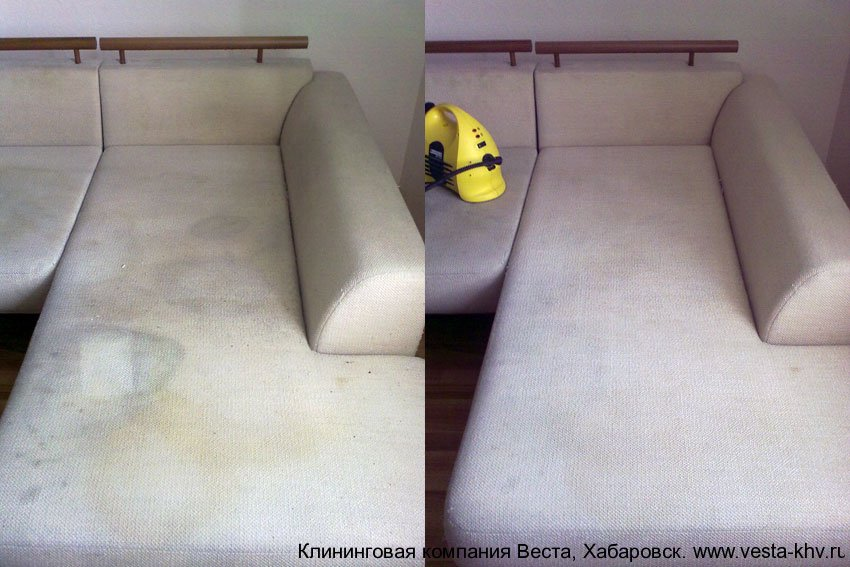 Чистить диван в домашних условиях 805