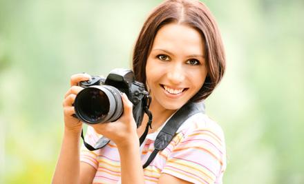 Скидка 70% на продвинутый курс цифровой фотографии для начинающих в Центре позитивной фотографии Гамаюн (3000 руб. вместо 10000 руб.)