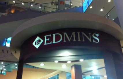 Сумки Edmins.