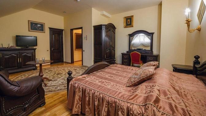 Бутик-отель «Петровский дворик»