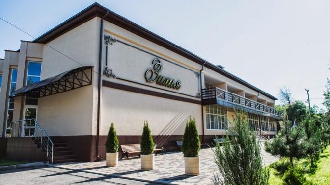 Гостинично-ресторанный комплекс «Зихия»