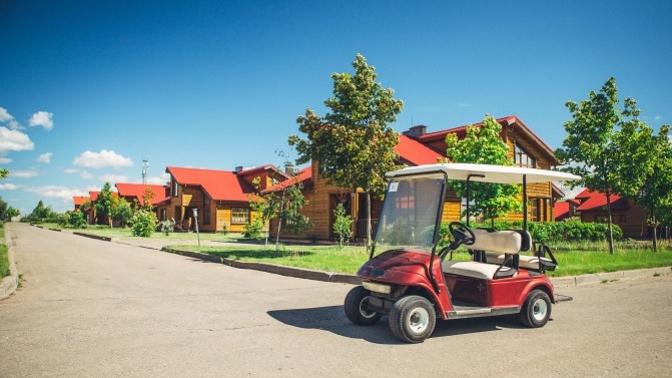 Отель Dmitrov Golf Resort