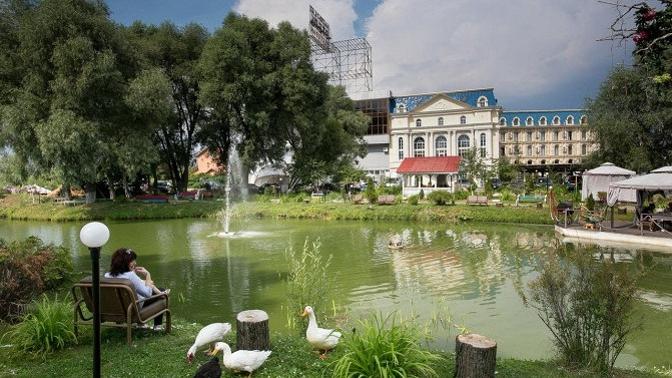 Парк-отель Vnukovo Village