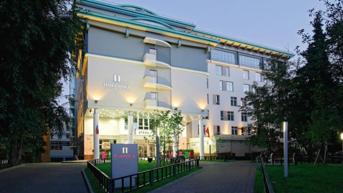 Отель Mamaison All Suites Spa Hotel Pokrovka 5*