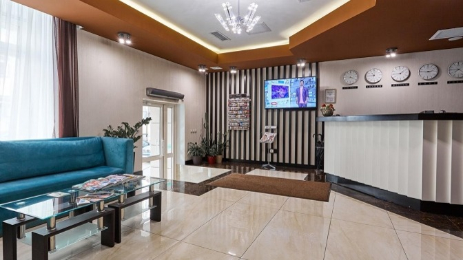 Отель Arium
