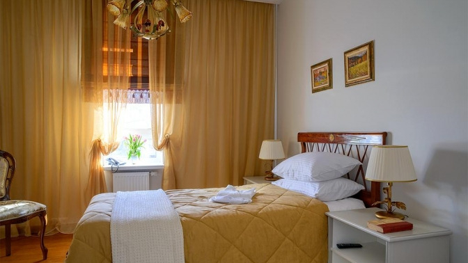 Отель Country Club Villa Muse