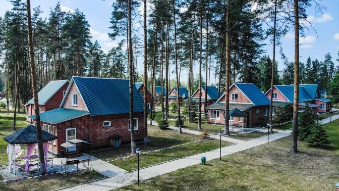 Экоотель MB Resort