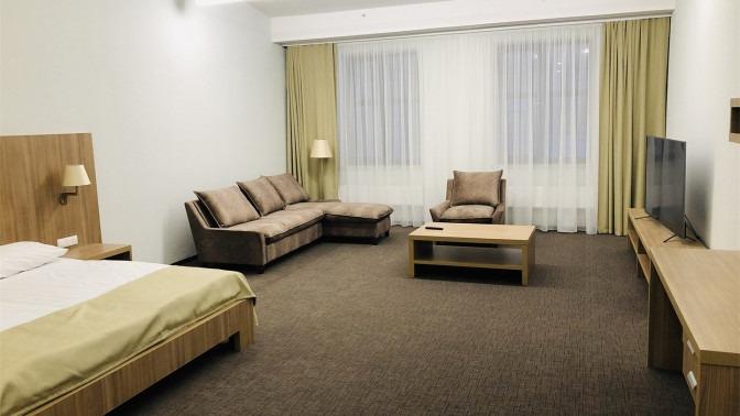 Отель Maxima Park