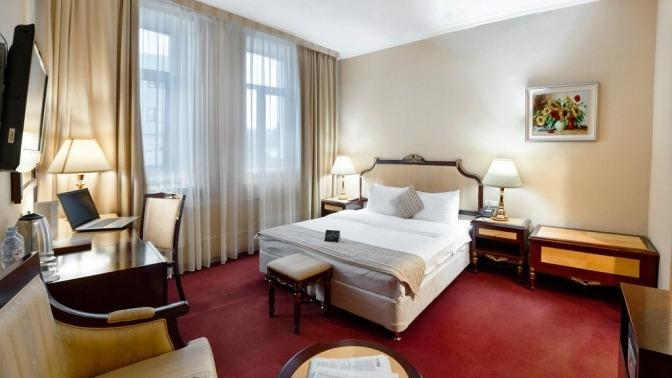 Отель Hotel Mandarin Moscow 4*