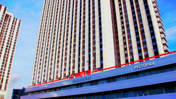 Отель «Измайлово Бета»