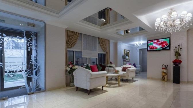 Отель Shato City 3*