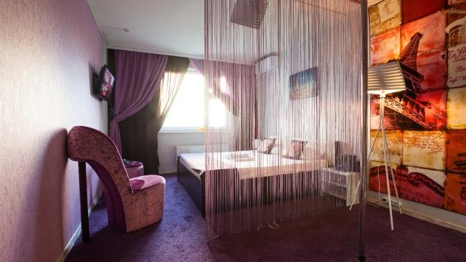 Отель «Шокотель»