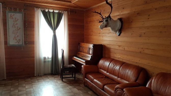 База отдыха Kukushka Holiday Park