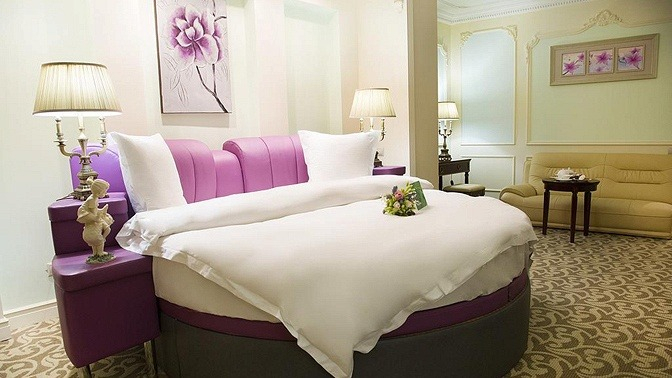 Отель The Rooms Boutique Hotel 5*
