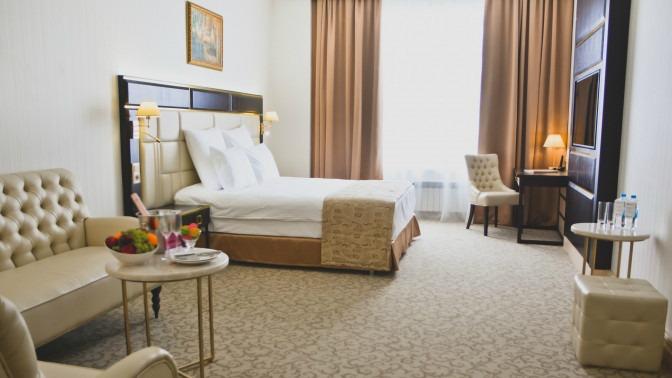 Гостиница 7 Avenue Hotel & SPA