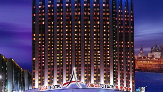 Отель «Измайлово Альфа» (агентство «Визит»)
