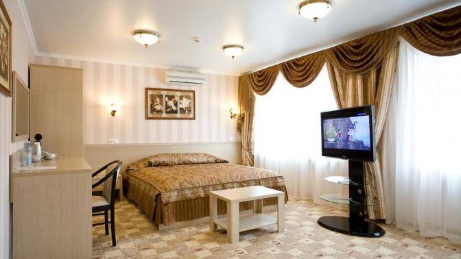 Отель «СеверСити»
