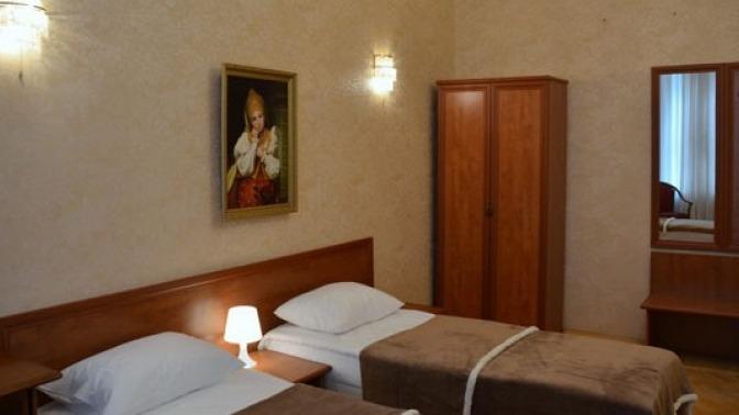 Отель «Комфорт-Москва»
