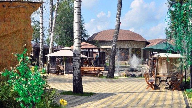 База отдыха «Оазис в лесу»