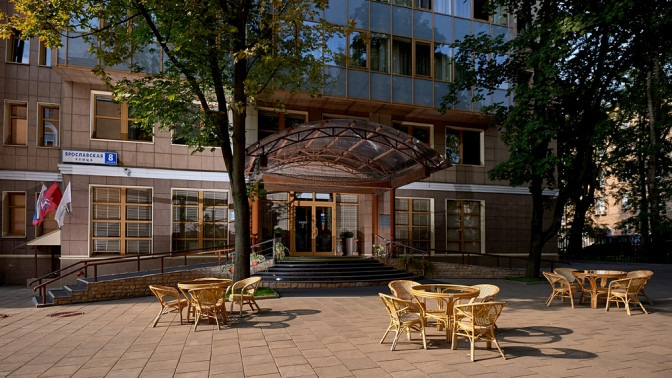 Отель «Д'Отель»