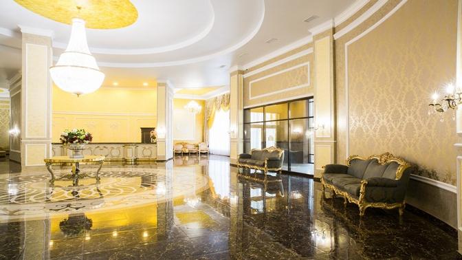 Премиум-отель Grand Hotel & SPA Aristokrat