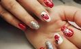 Shabby Nails