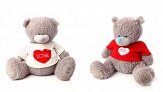 Плюшевые медведи: Teddy Me to you или мишка «Алекс» от 80 до 160 см высотой от интернет-магазина nicepokupka.ru