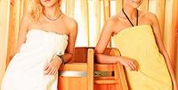 Посещение русской бани или финской сауны сбассейном вбанно-гостиничном комплексе «999». <b>Скидкадо56%</b>