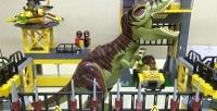 Билет для ребенка или взрослого вмузей Lego Megabricks. <b>Скидка50%</b>