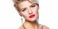 Перманентный макияж бровей, век или губ в салоне красоты «Элис». <strong>Скидкадо70%</strong>