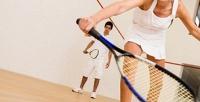 1 или 3 часа игры в сквош в универсальном спортивном комплексе «Теннис Холл». <b>Скидкадо72%</b>