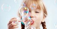 Мастер-класс или шоу мыльных пузырей длядетей варт-агентстве Fancy Bubbles. <b>Скидкадо61%</b>